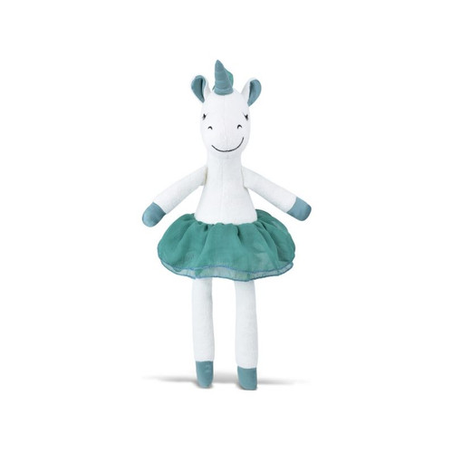 Unicorn Plush, Small Teal