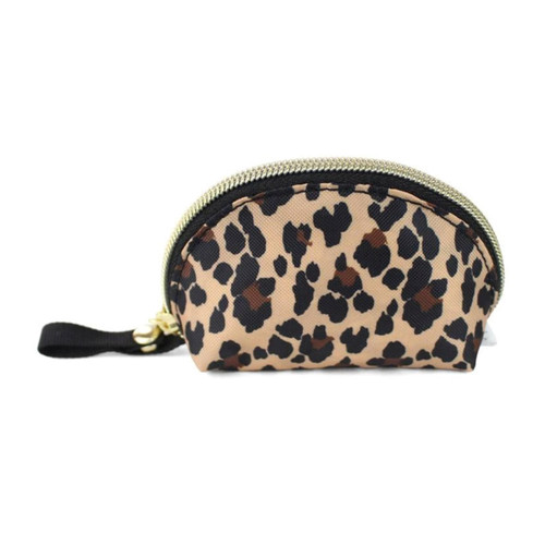Everything Zip Pouch, Leopard