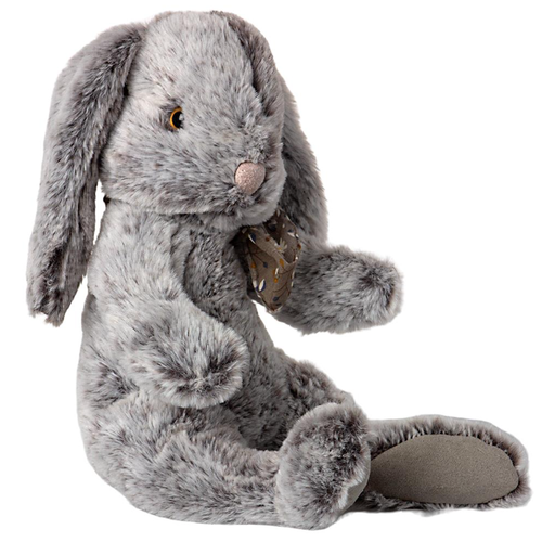 Fluffy Bunny, Frosted Grey