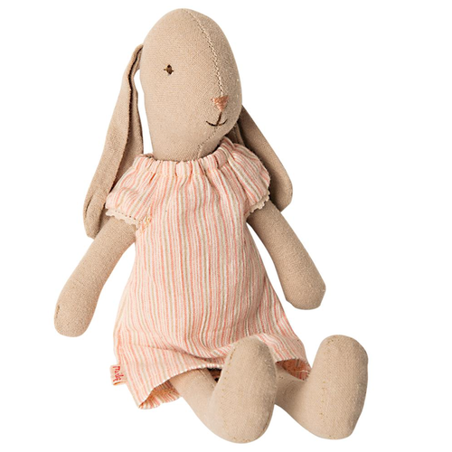 Bunny Rabbit in Nightgown