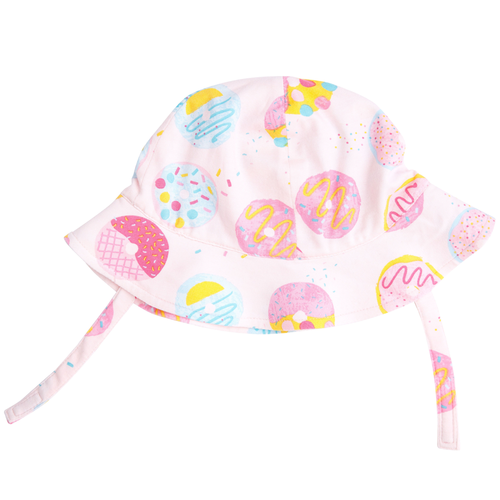 Sunhat, Pink Donuts