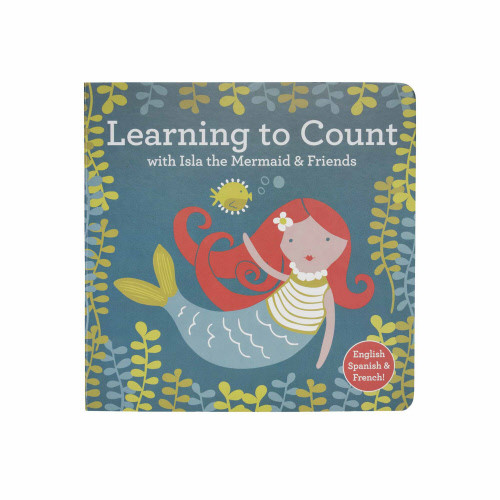Board Book, Isla the Mermaid: Learning to Count