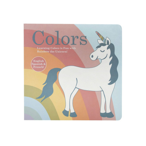 Board Book, Unicorn: Book of Colors