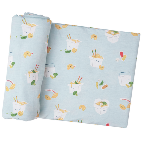 Bamboo Swaddle, Take Out