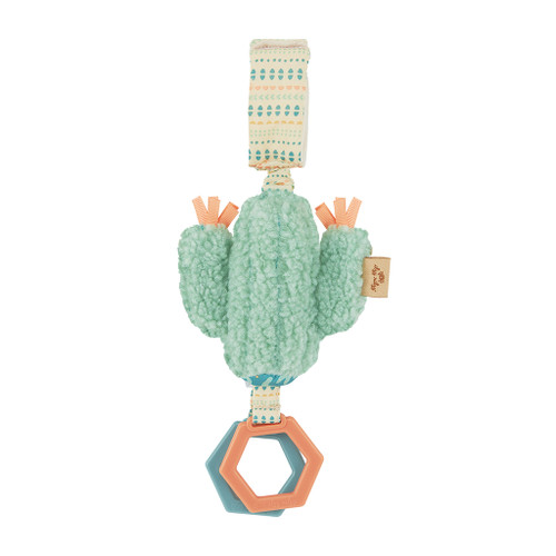 Ritzy Jingle™ Travel Toy, Cactus