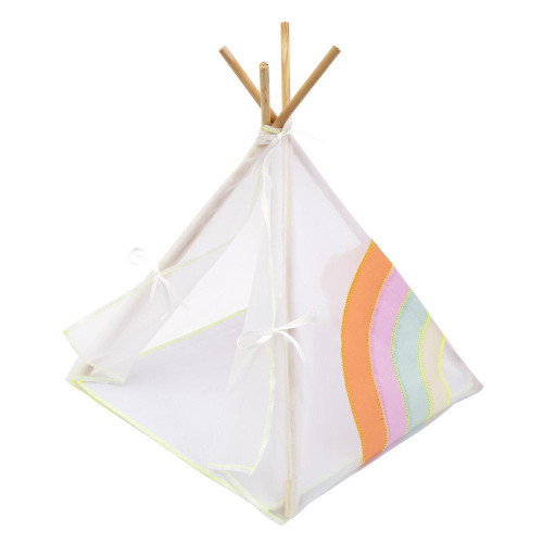 Rainbow Tipi Doll Accessory