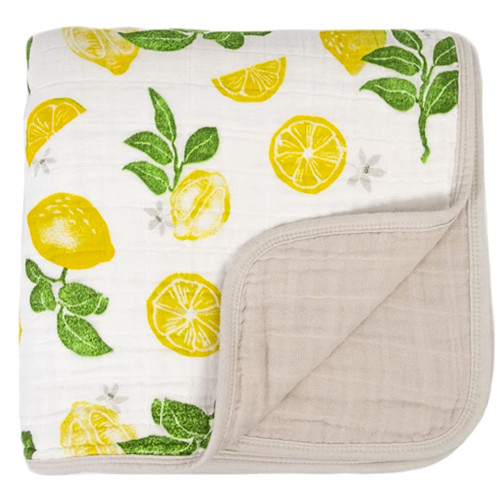Muslin Quilt, Lemon Drop