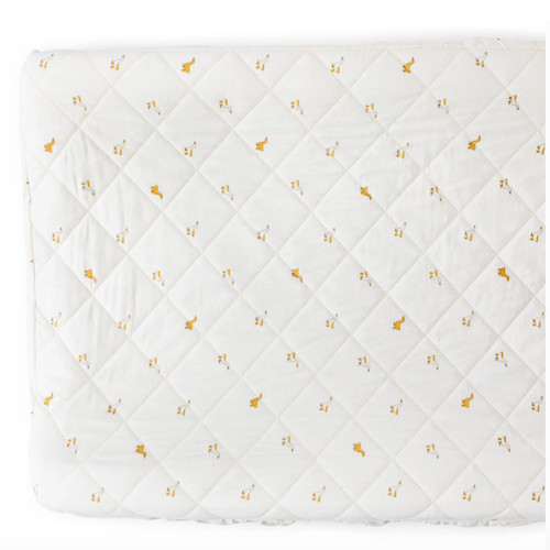 Changing Pad Cover, Hatchling Duck