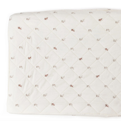 Changing Pad Cover, Hatchling Fawn