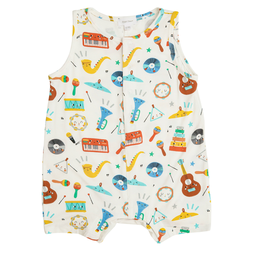 Sleeveless Shortall, Happy Music