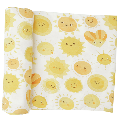 Bamboo Swaddle, Sunshine