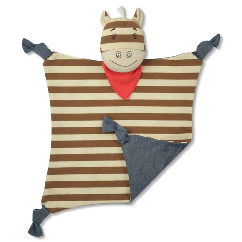 Clyde Pony Organic Security Blanket