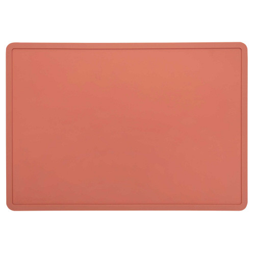 Silicone Placemat, Rose