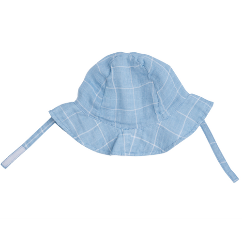 Sunhat, Off the Grid Blue