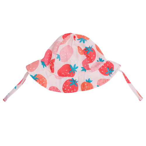 Sunhat, Strawberries