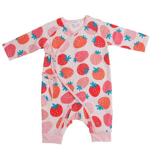 Coverall, Strawberries