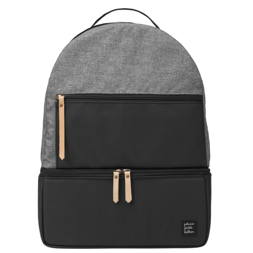 Petunia Pickle Bottom Axis Backpack, Graphite/Black