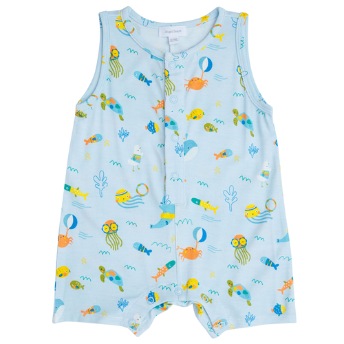 Sleeveless Shortie, Sea Creatures
