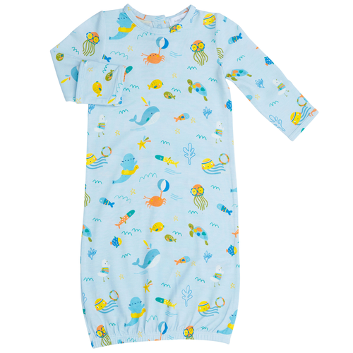 Gown, Sea Creatures