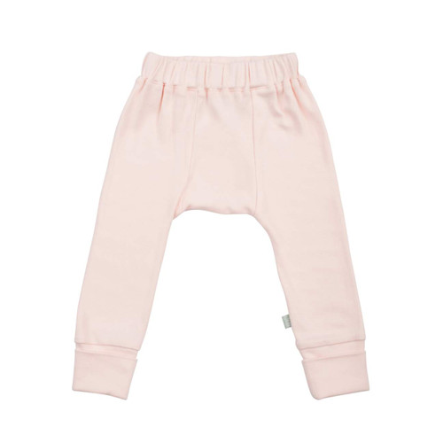 Organic Basic Pant, Light Pink
