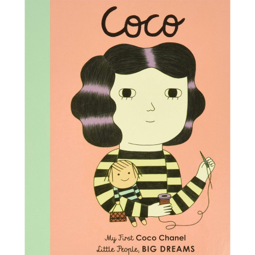 My First Coco Chanel Board Book