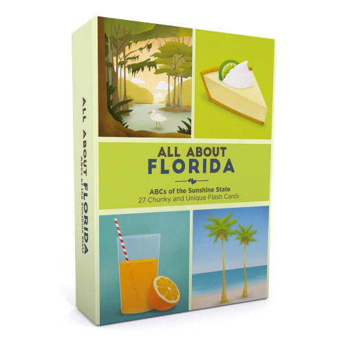 All About Florida Flash Card Set