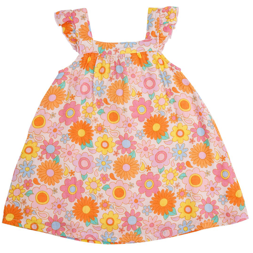 Sundress, Retro Daisy