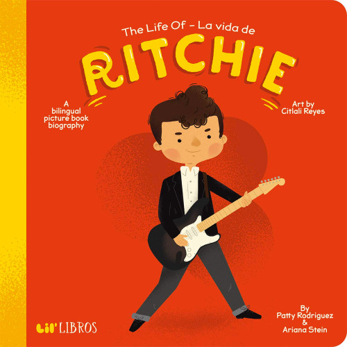 La Vida De Ritchie Board Book