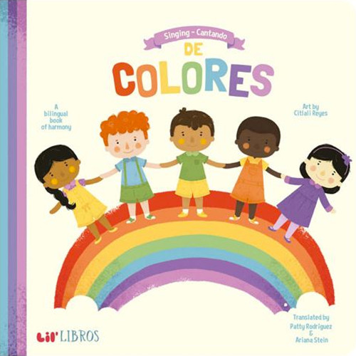 De Colores Board Book