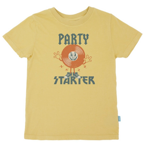 Vintage Tee, Party Starter