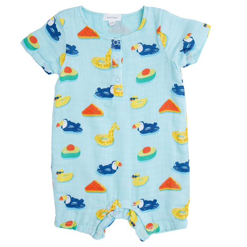 Henley Shortall, Blue Floaties