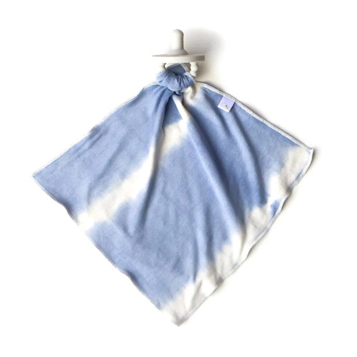 Pacifier Soothie, Blue Bird Tie Dye
