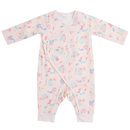 Coverall, Mermaids Pink