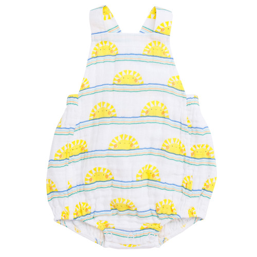 Retro Sunsuit, Sun Stripe