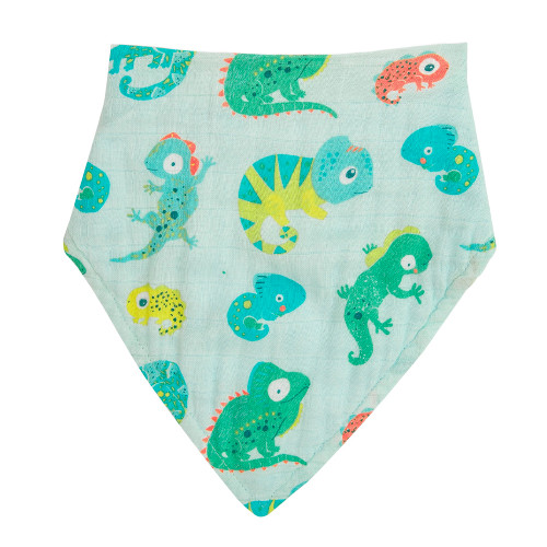 Bandana Bib, Lizards