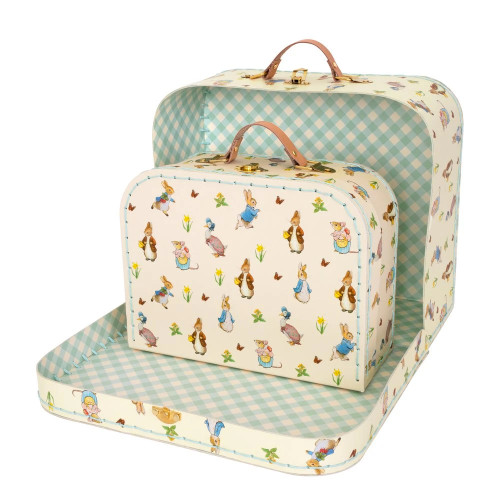 Peter Rabbit Suitcase Set