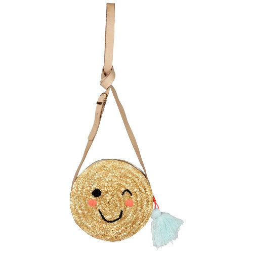 Straw Bag, Emoji