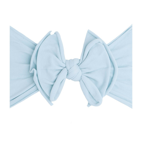 FAB-BOW-LOUS Bow, Chambray