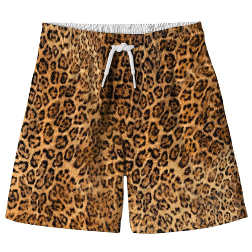Cheetah Board Shorts Swim Trunks