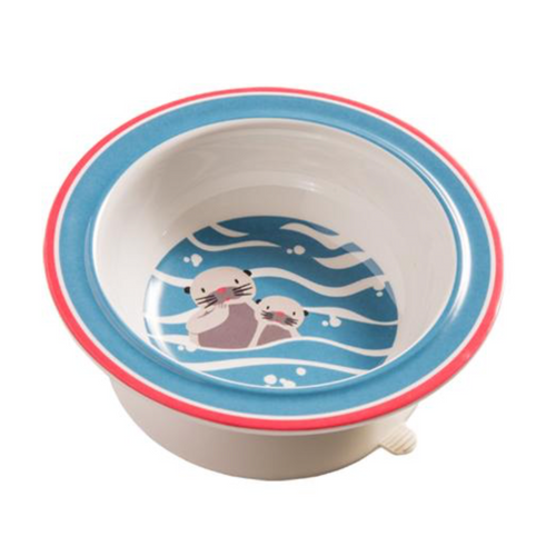 Suction Bowl, Baby Otter