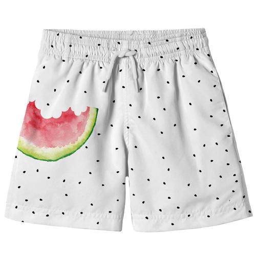 Watermelon Board Shorts Swim Trunks