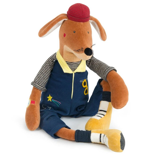 Elvis the Dog Plush Toy