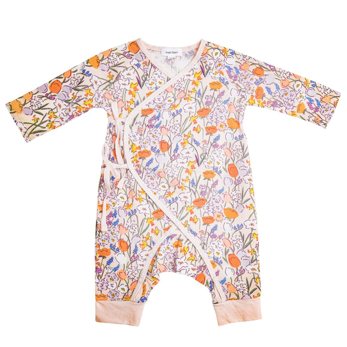 Coverall, Springtime Floral