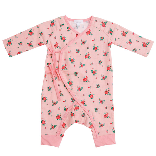 Coverall, Mini Rose