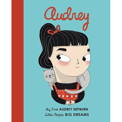 My First Audrey Hepburn Board Book