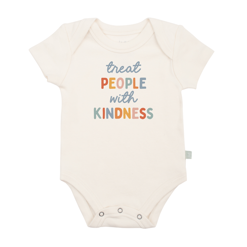Graphic Bodysuit, Treat People With Kindness