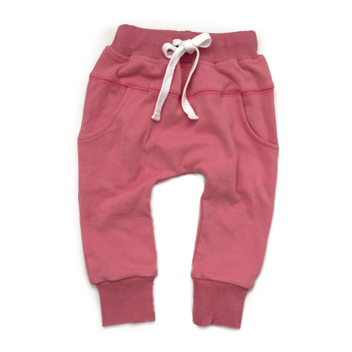 Joggers, Watermelon Pink