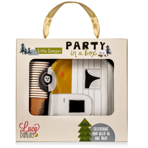 Party in a Box, Little Camper