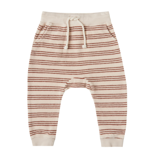 Rylee & Cru Sweatpant, Striped