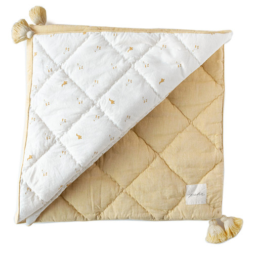 Hatchling Duck Quilted Blanket